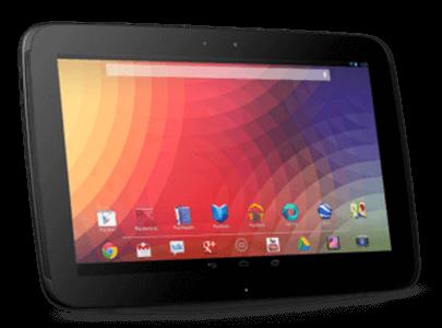 Ремонт планшетов Nexus