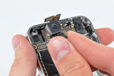 Замена камеры на телефоне